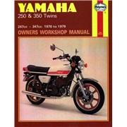 Værkstedshåndbog, Yamaha RD250/350 70-79