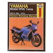 Værkstedshåndbog, Yamaha RD350 83-95
