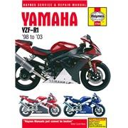 Værkstedshåndbog, Yamaha R1 98-03