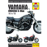 Værkstedshåndbog, V-Max 1200 85-03
