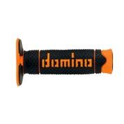 Domino A260 offroad sort/orange 119mm
