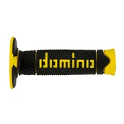 Domino A260 offroad sort/gul 119mm