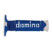 Domino A260 offroad blå/hvid 119mm