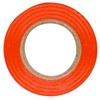 Isoleringsbånd, 10M x 12 mm, rød