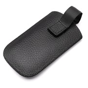 Universal mobil lædertaske S 60x112 mm
