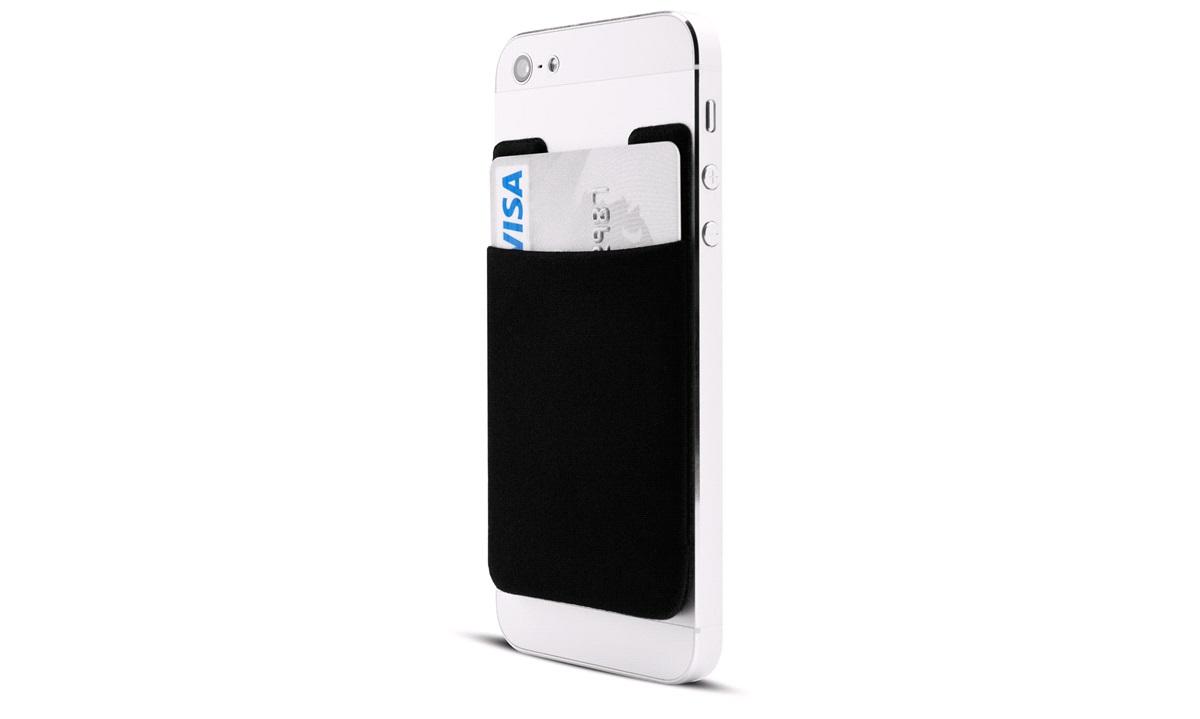 Mobil pouch - kreditkort lomme til mobil