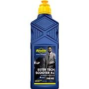 Putoline Ester Tech Scooter 4T+ 5W-40 1l