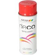 Spraymaling syntetisk, rød RAL 3000