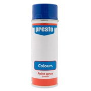 Spraymaling Ultramarine,400 ml syntetisk