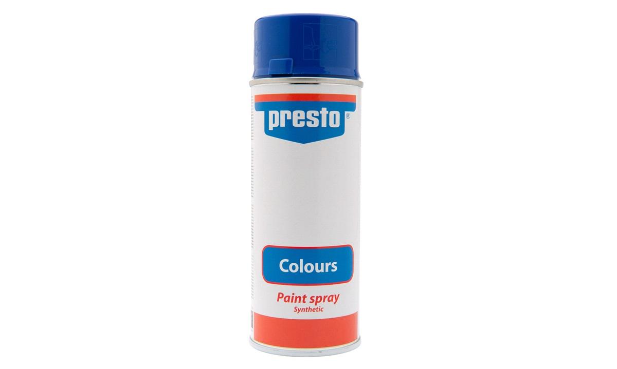 Spraymaling, Mørkeblå, syntetisk