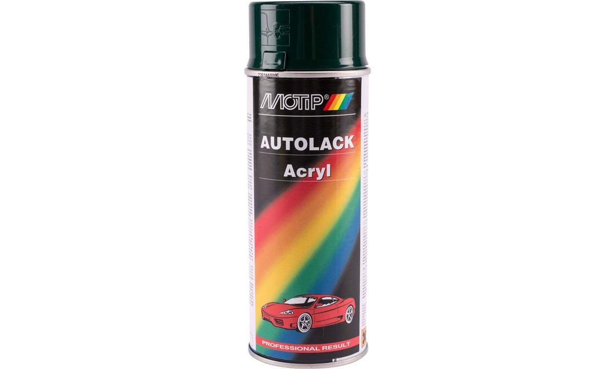 Spraymaling, Maxi grøn, acryl