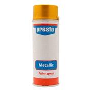 Lakspray, guldmetallic, acryl