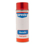 Spraymaling, rødmetallic, acryl