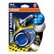 MC-pæresæt H4 NIGHT RACER OSRAM 60/55W