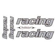 Staffering, Racing 4 stk.
