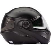 AFX FX-36 flip-up hjelm m/solbrille sort