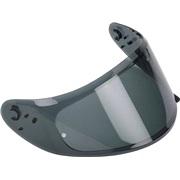 Visir V-12 røgfarvet MT Helmets