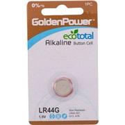 LR44, V13GA, AG13 1,5V 110mAh 11,6*5,4mm