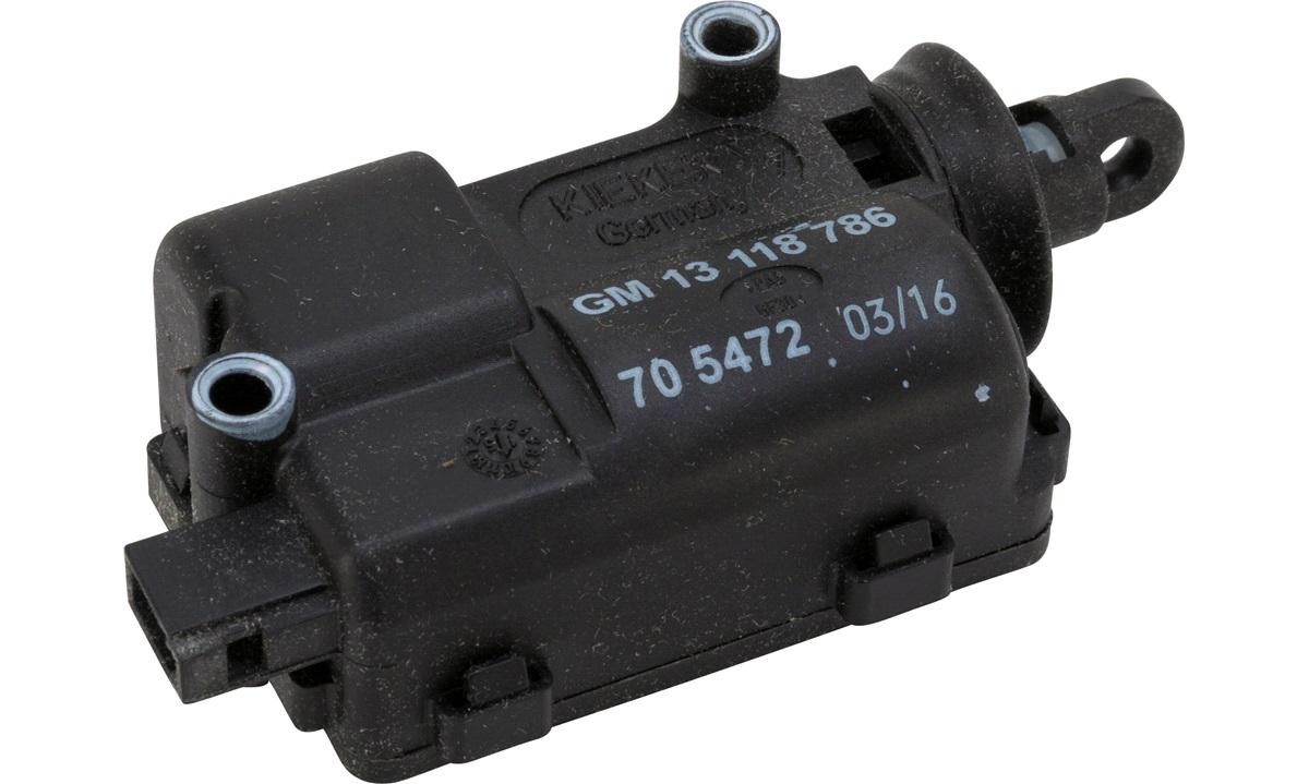 Motor, lås bagklap - 13118786 - (GP)