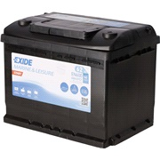 Batteri - EN600 - EXIDE START