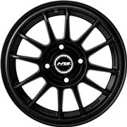 SUPER STAR BLACK 5X14 4X108 ET15 Ø65,1