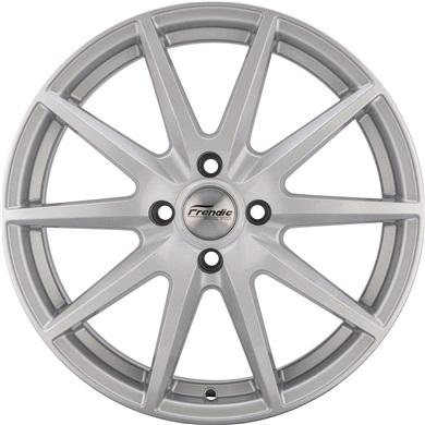Cazo alufæ med dæk