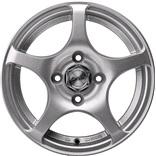 GTR alufæ med dæk