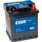 Batteri - EB440 - EXCELL - (Exide)