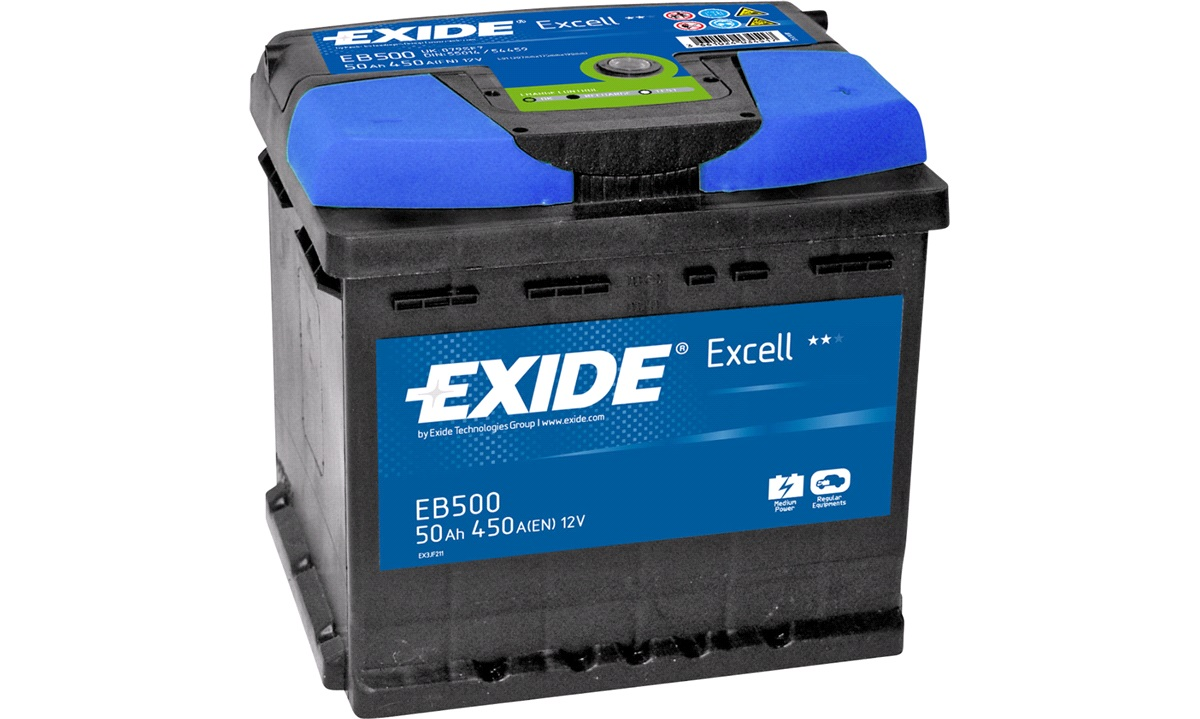 Batteri - EB500 - EXCELL