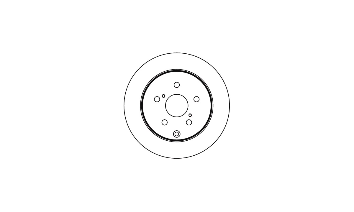 Bremseskive - (MaxTech)