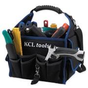 KCL verktøybag m/30 lommer