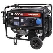 Strømaggregat Loncin 6500W