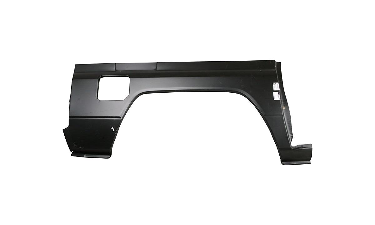 Skjermkant Landcruiser 2-d 10/84-1/90 hs