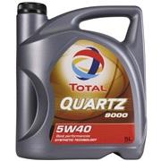 Total Quartz 9000 5w40 Helsyntetisk