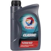 Total Classic 10W40 Delsyntetisk