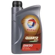 Total QUARTZ 9000 0W30 Helsyntetisk
