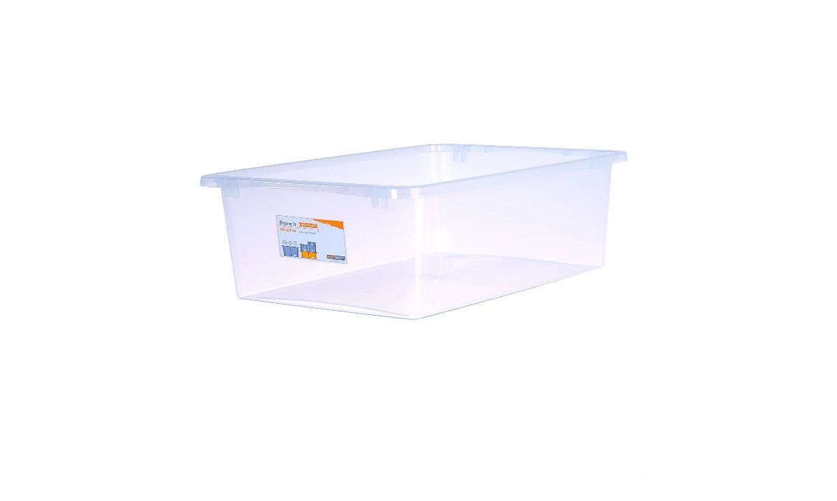 Oppbevaringskasse plast