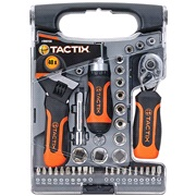 Tactix Verktøysett 40 Deler