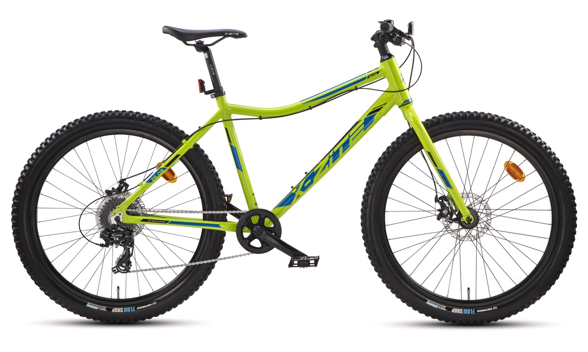 "Mountainbike Letvægts 26"" Neon 26.08 8sp"