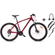 """Mountainbike 27,5"""" 2727 PAKKETILBUD"""