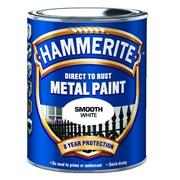 Hammerite Hvit