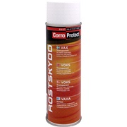 Rustbeskyttende voks spray