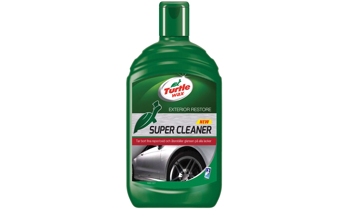 Turtle Wax Carnauba Car Wax 300ml