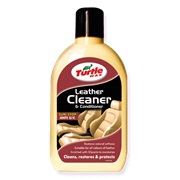 Turtle Wax Leather cleaner & conditioner