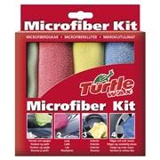 Turtle Microfiberklut Kit