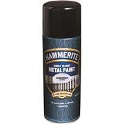 Hammerite spray sølv
