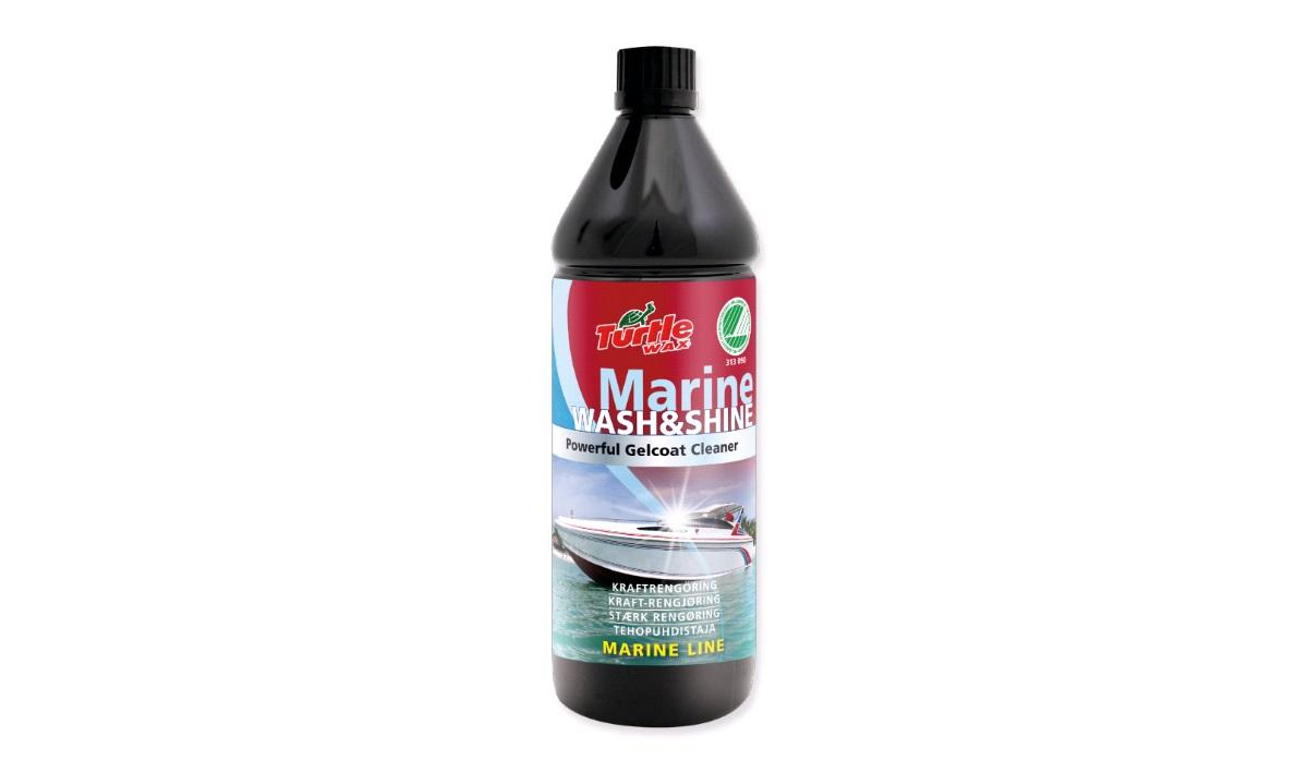 Turtle Wax Marine Wash & Shine 1L