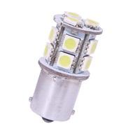 LED Lyspære BA15S Hvit
