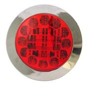 Baklykt LED Rød