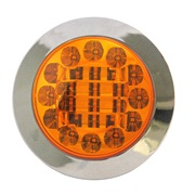 Baklykt LED Orange